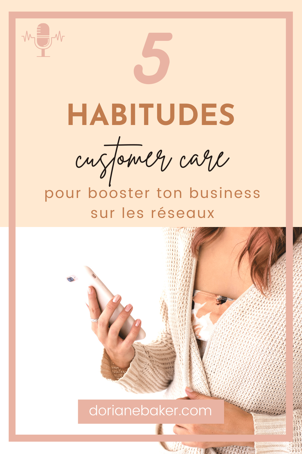 5 habitudes customer care