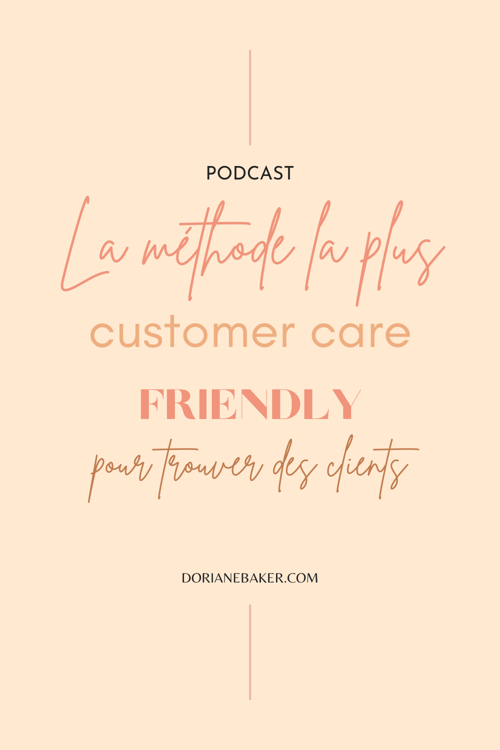 stratégie de contenu méthode customer care friendly